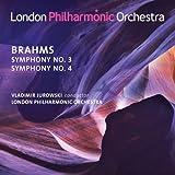 Brahms: Symphonies 3 & 4 [Vladimir Jurowski, London Philharmonic Orchestra] [LPO: LPO-0075]