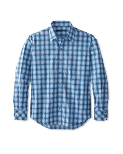 Zachary Prell Men's Leeds Checked Long Sleeve Shirt