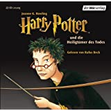 Harry Potter und die Heiligtümer des Todes: Gelesen von Rufus Beck (Harry Potter, gelesen von Rufus Beck, Band 7)