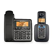 Motorola L702CBT DECT 6.0 Corded Base Phone with Cordless Handset, Digital Answering System and Mobile Bluetooth Linking: Amazon.ca: Electronics