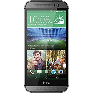 HTC One M8S Sim-Free Smartphone - 16GB - Grey