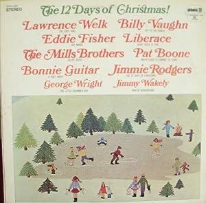The 12 Days Of Christmas Vinyl LP Record