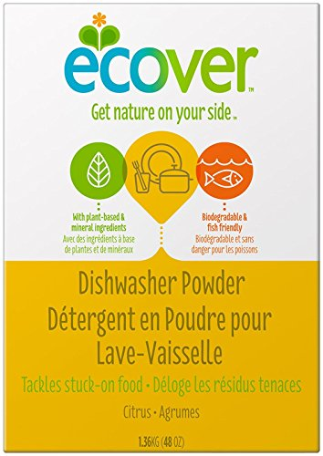 Ecover Automatic Dishwashing Powder - Citrus - 48 oz (Eco Dishwasher Detergent compare prices)