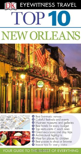 Top 10 New Orleans (Eyewitness Top 10 Travel Guide) front-991958