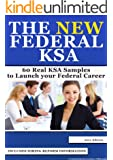 The New Federal KSA - 60 Real KSA Samples to Launch your Federal Career