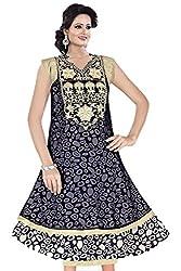 Harshil Fashion Women Kurtas (3001) (XL)