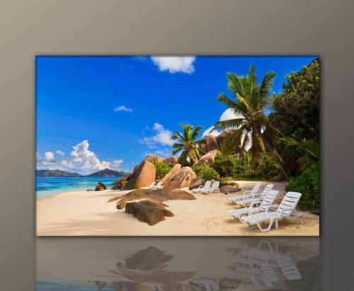 Offer! Mural xxl & favorable state (Private_Beach-2-70x110cm/27,6