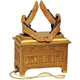 Ancient Christian Collectible Ark of Covenant Sculptural Box