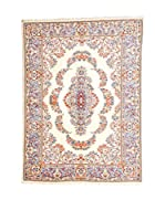 Navaei & Co. Alfombra Persian Kirman Sherkat Crema/Multicolor 230 x 145 cm