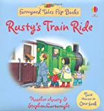 Heather Amery Rusty's Train Ride/The New Pony (Farmyard Tales Flip Books)