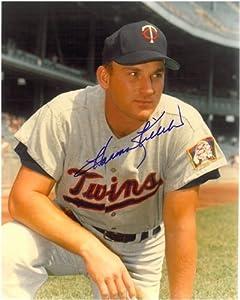Harmon Killebrew Autographed Minnesota Twins 8x10 Photo