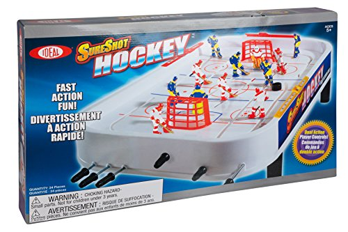 Ideal Sure Shot Hockey Tabletop Game (Hockey Game Table compare prices)