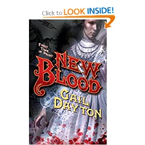 New Blood (Blood Sorceress 1) - Gail Dayton