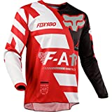 2018 Fox Racing 180 Sayak Jersey-Red-M