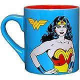 Wonder Woman Superhero Ceramic Coffee Mug 14 oz.