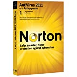 Norton Antivirus 2011, 1 Computer, 1 Year Subscription (PC)by Norton from Symantec