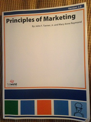 principles of marketing report Principles of marketing essay supply chain and logistics management watch the following video (just over 11 minutes) by clicking on the link below: macneil/lehrer productions (producer.