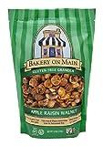 Bakery On Main Gluten Free Granola, Apple Raisin Walnut, 12-Ounce Bags (Pack of 6)