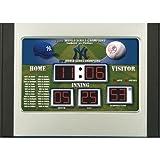 New York Yankees Anzeigetafel Schreibtisch Wecker