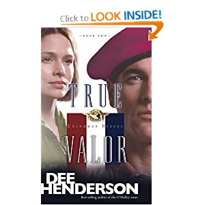 """True Valor"" by Dee Henderson :Book Review"