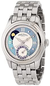 Armand Nicolet Women's 9151A-AK-M9150 M03 Classic Automatic Stainless-Steel Watch from Armand Nicolet