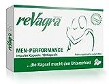 reVagra intensiv Potenzmittel 10 Kapseln - natürlich - rezeptfrei - wirkt gezielt - Erektionsmittel Nr. 1!