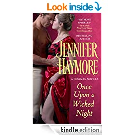 Once Upon a Wicked Night (A Donovan Novel)