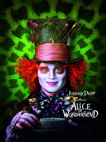 Alice in Wonderland (2010) - Tim Burton