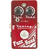 Keeley Electronics Fuzz Head Overdrive and Fuzz Pedal