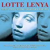 Lotte Lenya sings Kurt Weill & Betold Brecht