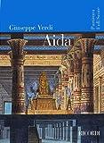 Aida: Full Score (Ricordi Opera Full Scores)