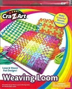 Cra-Z-Art Weaving Loom Activity Kit (Pack of 2)
