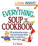 The Everything Soup Cookbook (Everything�)