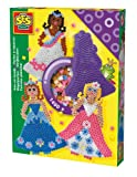 SES Creative Children's Iron on Beads Princess Set