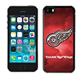 Unique Design 2014 Style NHL Detroit Red Wings for iPhone 5C Case Newest at Amazon.com