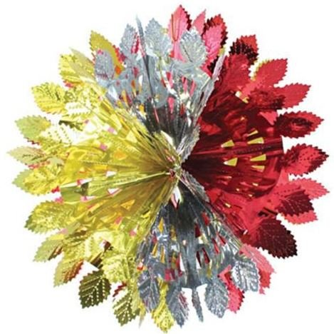 30cm-christmas-multi-colour-3d-foil-snow-ball-hanging-decoration-festive-xmas-wall-ceiling-party