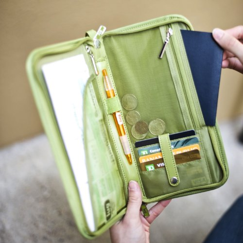 Lug Tango Travel Wallet Passport Organizer in