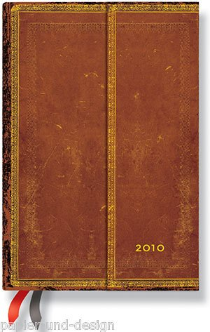 2010 Day Planner Hand Tooled