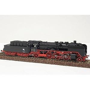 TILLIG 02100 -TT- Dampflokomotive BR 23.0 Epoche III der DR [Spielzeug]