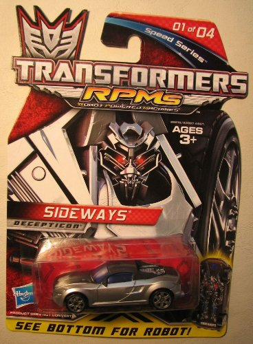 TRANSFORMERS RPMs: Speed Series - SIDEWAYS - 1