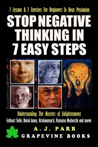 how to stop negative thinking pdf