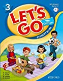 Lets Go 4th Edition Level 3 Student Book with Audio CD Pack