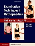 img - for Examination Techniques in Orthopaedics book / textbook / text book
