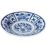 有田焼 軽量食器 芙蓉手(VOC) 軽々八寸皿(24.5cm)