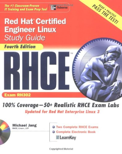 RHCE Red Hat Certified Engineer Linux (Exam RH302