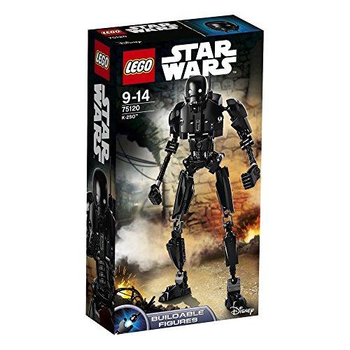 LEGO レゴ ローグワン/スターウォーズ・ストーリー ビルダブル・フィギュア K2SO 75120 [並行輸入品]