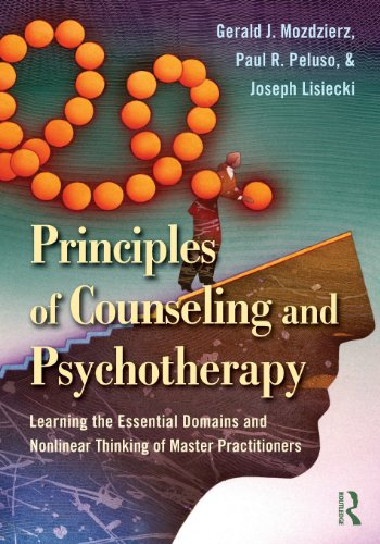 Principles of Counseling and Psychotherapy: Learning the...
