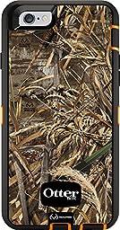 OtterBox iPhone 6 ONLY Case - Defender Series, Retail Packaging - Max 5 Blaze (Blaze Orange/Black/Max 5 Design) (4.7 inch)
