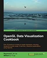 OpenGL Data Visualization Cookbook Front Cover