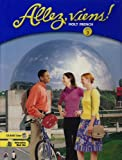img - for Holt Allez, viens!: Student Edition Level 3 2003 book / textbook / text book